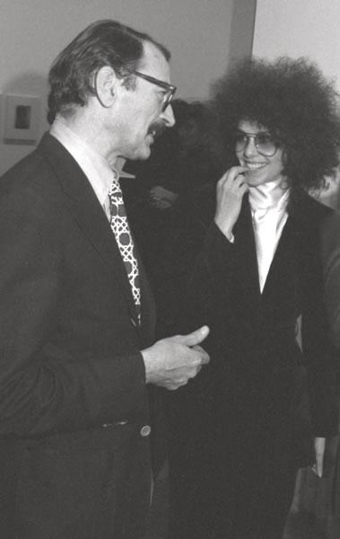 Doon Arbus and John Szarkowski