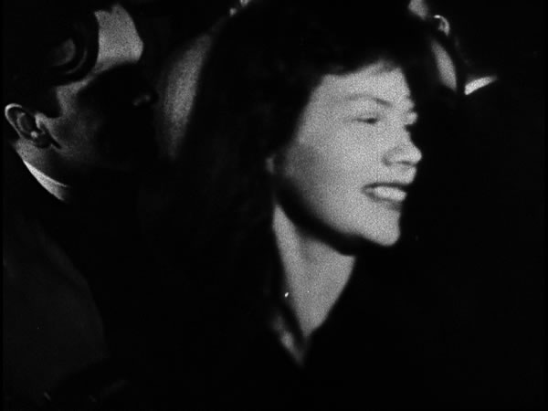 Nancy Christopherson in Maya Deren film, Ritual in Transfigured Time