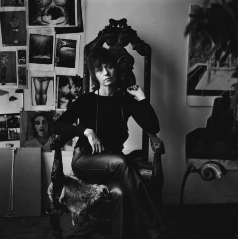 Diane Arbus by Eva Rubinstein
